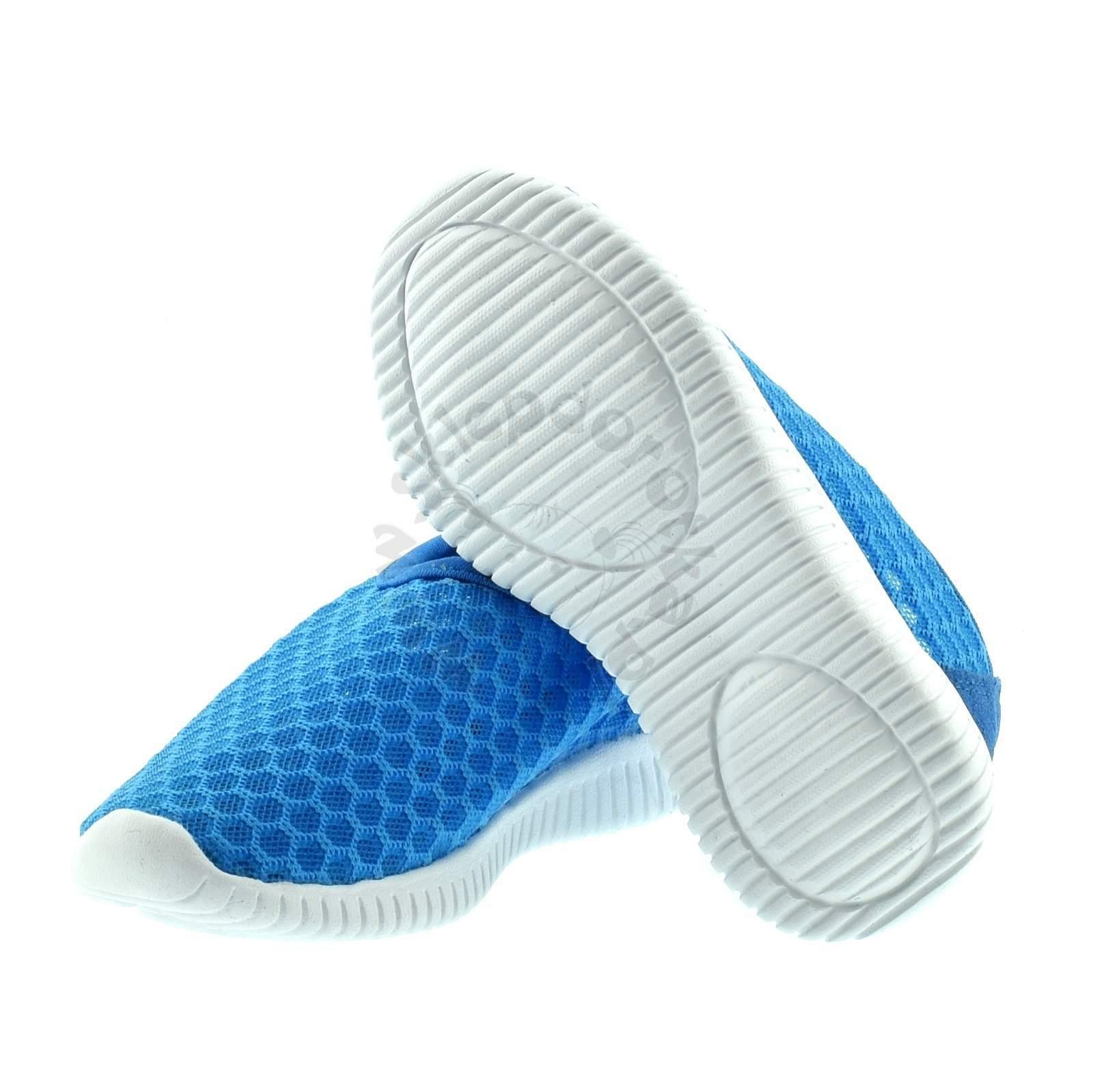 Adidasy dziecięce BN 40NA Niebieski, kolor niebieski (Apawwa)