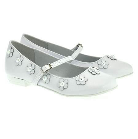 Buty komunijne dla dzieci Zarro 2419