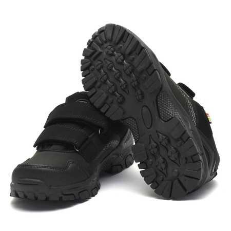 Buty sportowe dla dzieci American Club WT13/21 Czarne