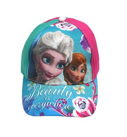 Czapka z daszkiem dla dzieci Frozen-Kraina Lodu