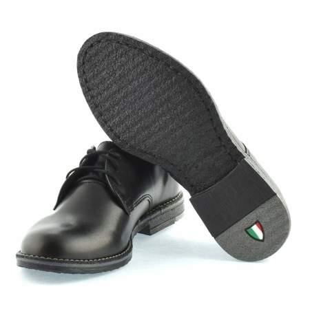 Eleganckie buty komunijne dla chłopca Zarro 130/03