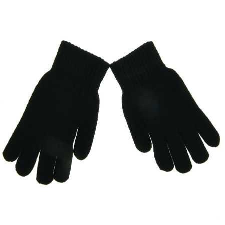 Młodzieżowe rękawiczki Scorpio R202 Czarne