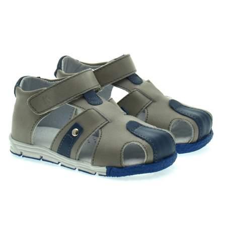 Sandały dla dzieci Kornecki 06571 z zabudowanym przodem