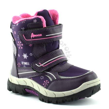 Śniegowce dla dzieci American Club 0305