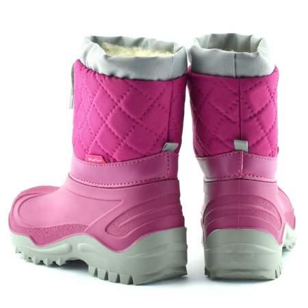 Śniegowce dla dzieci marki Renbut / Muflon 22-477