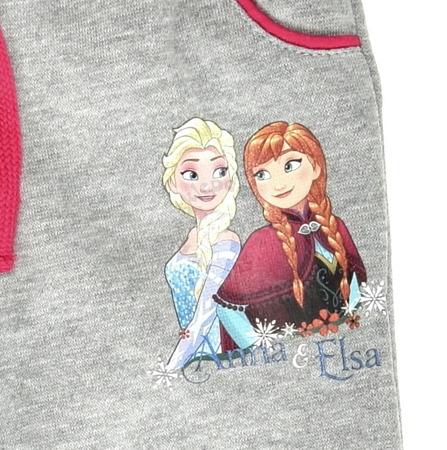 Spodnie dresowe dla dzieci z postaciami z bajki Frozen-Kraina Lodu