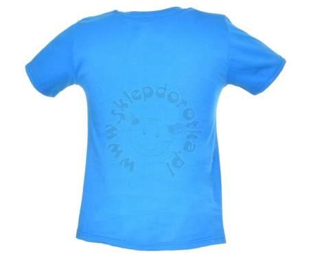 T-shirt dla dzieci z wizerunkiem piłkarza klubu FC Barcelona